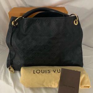 100% Authentic Louis Vuitton Artsy Empreinte MM